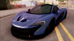 Mclaren P1 Stock für GTA San Andreas
