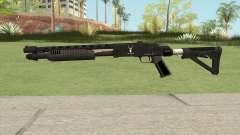 Shrewsbury Pump Shotgun GTA V V1