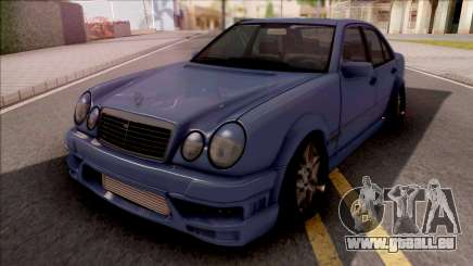 Mercedes-Benz W210 E420 für GTA San Andreas