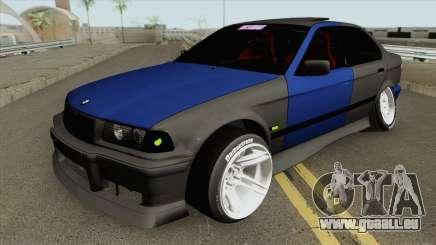 BMW 320i E36 (RATSQUAD) für GTA San Andreas