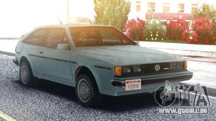 Volkswagen Scirocco MK3 restyle MK2 85 pour GTA San Andreas