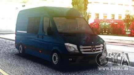 Mercedes-Benz Sprinter 316 Fret pour GTA San Andreas