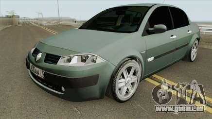 Renault Megane Sedan 2002 pour GTA San Andreas