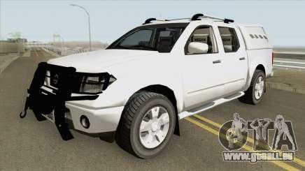 Nissan Frontier (Descaracterizada) pour GTA San Andreas