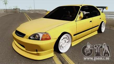 Honda Civic MQ pour GTA San Andreas