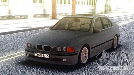 BMW E39 540 Stock pour GTA San Andreas