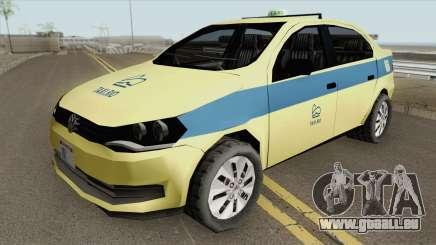 Volkswagen Voyage G6 Taxi Rio De Janeiro pour GTA San Andreas
