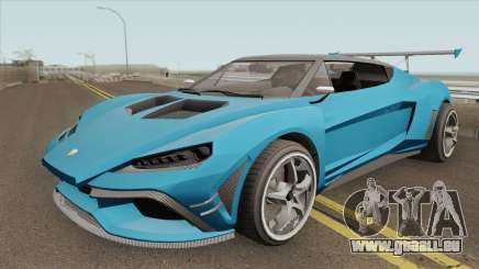 Pegassi Zorrusso GTA V IVF für GTA San Andreas