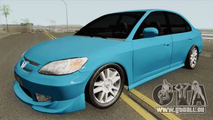Honda Civic Sedan 2005 pour GTA San Andreas