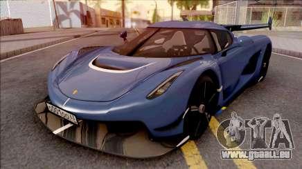 Koenigsegg Jesko 2020 für GTA San Andreas