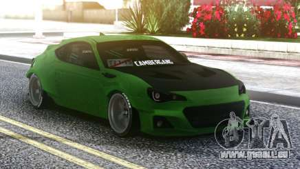Toyota GT 86 für GTA San Andreas