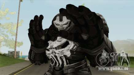Hulkbuster Punisher (CrimeBuster) pour GTA San Andreas