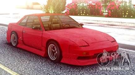 Nissan Onevia S13SX pour GTA San Andreas