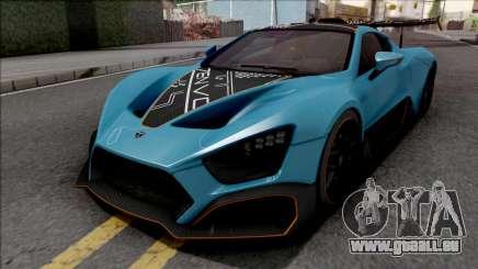 Zenvo TSR-S 2019 pour GTA San Andreas