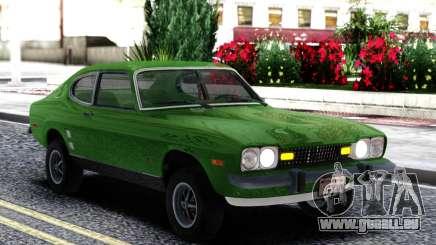 1973 Mercury Capri 2600 from Mad Driver für GTA San Andreas