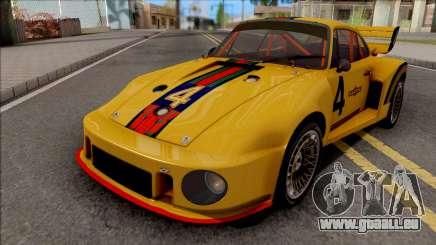 Porsche 935 Transformers G1 Jazz für GTA San Andreas