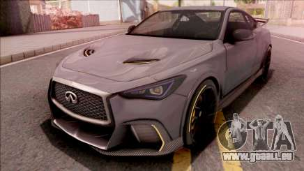 Infiniti Q60 Project Black S 2018 für GTA San Andreas