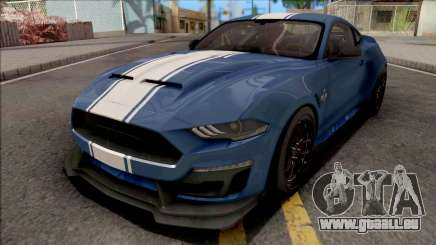 Ford Mustang Shelby Super Snake 2019 für GTA San Andreas