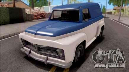 GTA V Vapid Slamvan pour GTA San Andreas