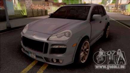 Porsche Cayenne Magnum für GTA San Andreas