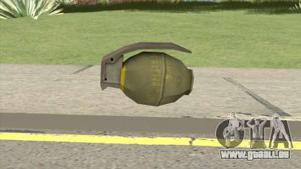 Boogaloo Frag Grenade für GTA San Andreas