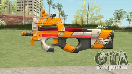 P90 (PBST Series) From Point Blank pour GTA San Andreas
