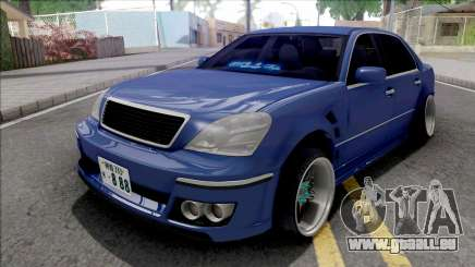 Lexus LS 430 Blue pour GTA San Andreas
