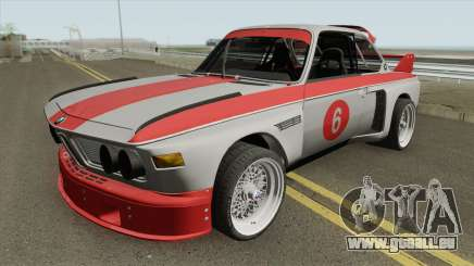 BMW 3.0 CSL 1975 (Gray) für GTA San Andreas