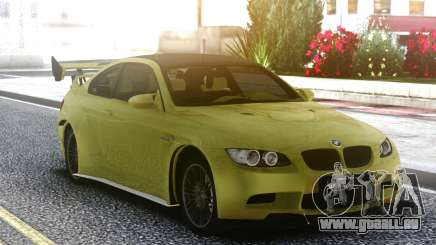 BMW M3 G-Power GT2 S Hurricane 2017 pour GTA San Andreas