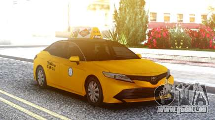 Toyota Camry Hybrid 2018 LQ Taxi pour GTA San Andreas