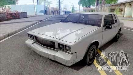 Declasse Buccaneer 1982 für GTA San Andreas
