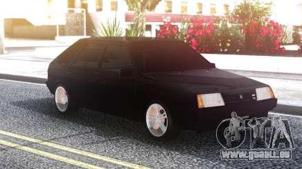 2109 Getönt Schwarz für GTA San Andreas