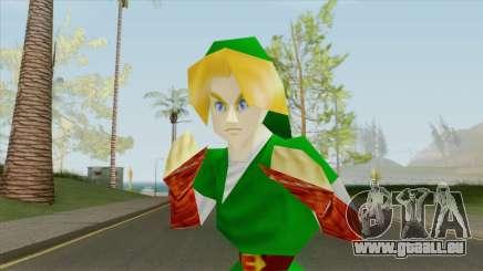 Adult Link (Legend Of Zelda Ocarina Of Time) V2 pour GTA San Andreas