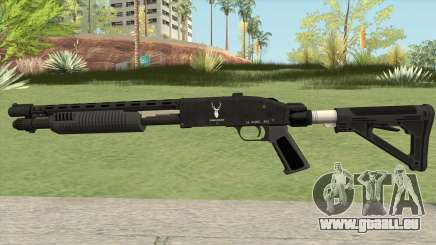 Shrewsbury Pump Shotgun GTA V V4 für GTA San Andreas