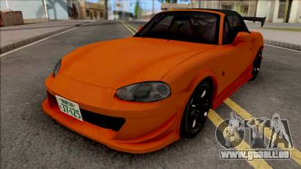 Mazda MX-5 Miata NB8c Initial D Fifth Stage pour GTA San Andreas