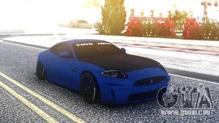 2010 Jaguar XFR pour GTA San Andreas