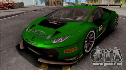 Lamborghini Huracan GT3 2015 Paint Job Preset 1 pour GTA San Andreas