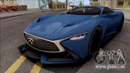 Infiniti Vision Gran Turismo 2014 für GTA San Andreas