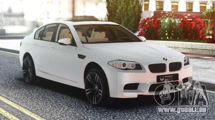 BMW M5 F10 2013 für GTA San Andreas