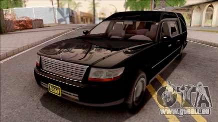 GTA V Chariot Romero pour GTA San Andreas