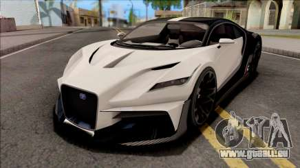 GTA V Truffade Thrax Stock für GTA San Andreas