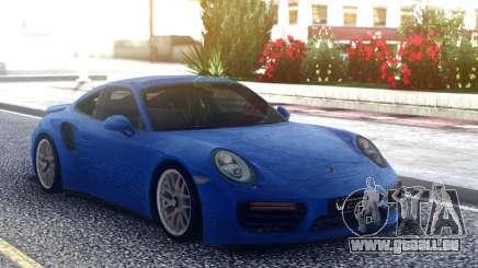 Porsche 911 Carrera S 2015 pour GTA San Andreas