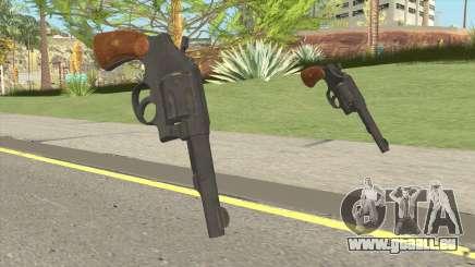 Insurgency SW Model 10 Revolver für GTA San Andreas