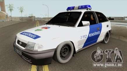 Opel F Astra Classic (Hungarian Police) V1 für GTA San Andreas
