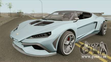 Pegassi Zorrusso GTA V für GTA San Andreas