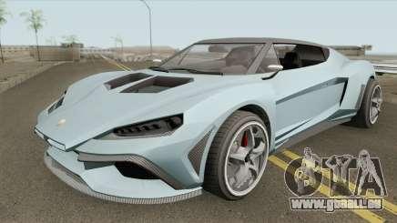 Pegassi Zorrusso GTA V pour GTA San Andreas
