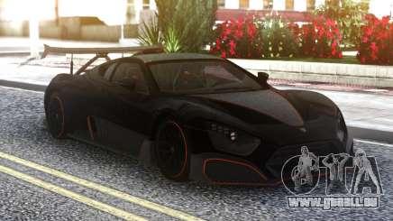 Zenvo TSRS 19 pour GTA San Andreas
