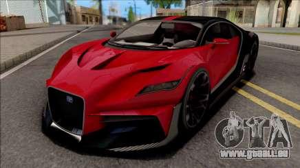 GTA V Truffade Thrax Stock IVF für GTA San Andreas