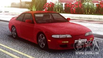 Nissan Silvia S14 Zenki 1994 pour GTA San Andreas