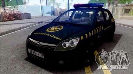 Opel Astra H Terror Elharitasi Kozpont pour GTA San Andreas